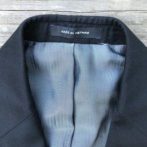 Kenneth Cole Suits & Blazers - Kenneth Cole Men Blazer Black Wool Slim Fit Sport